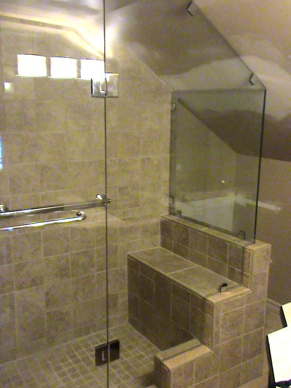 Glass Showers | Trenton Glass and Windows Ltd.