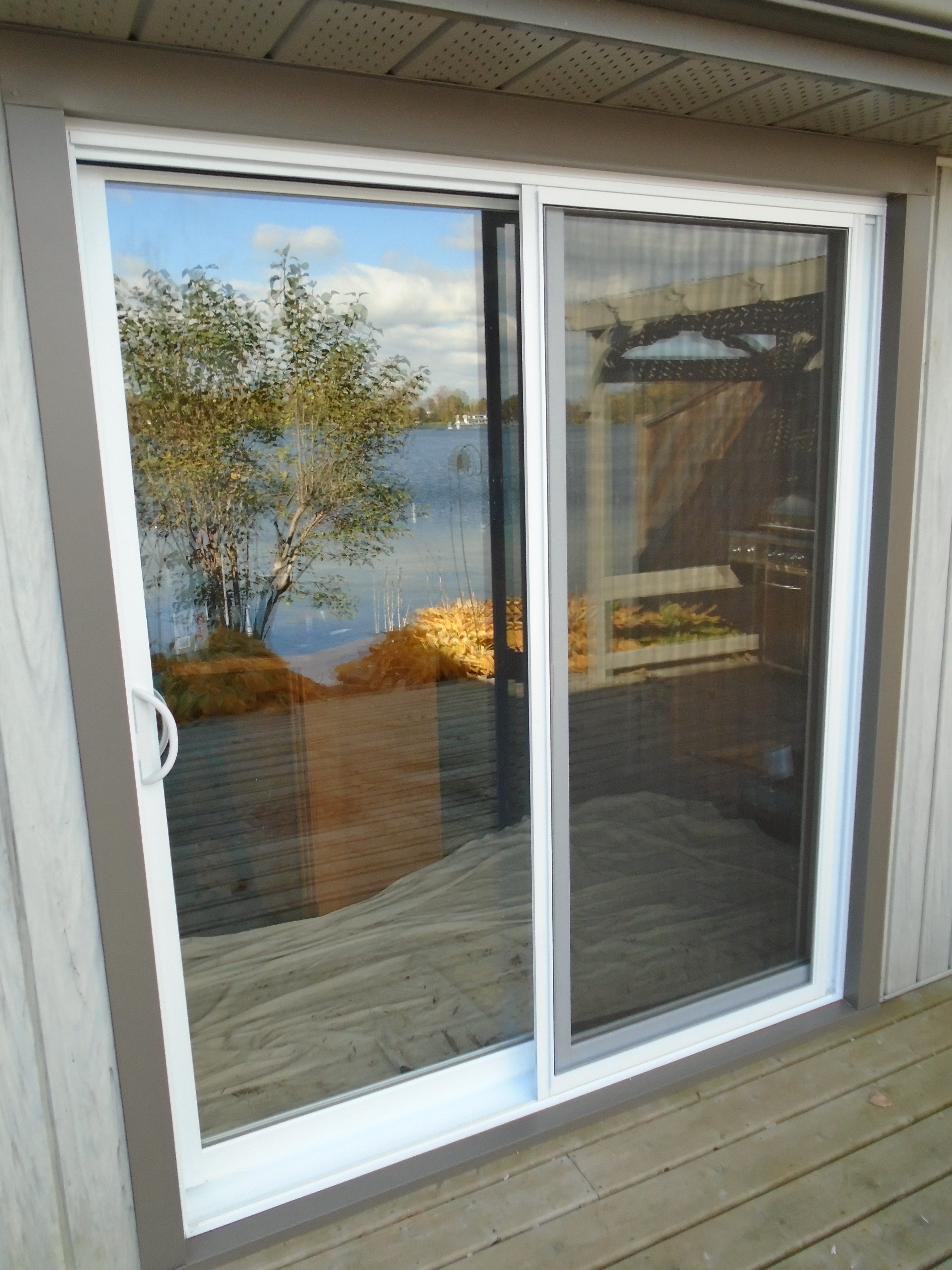 How much are patio doors examples ideas pictures for Patio window replacement